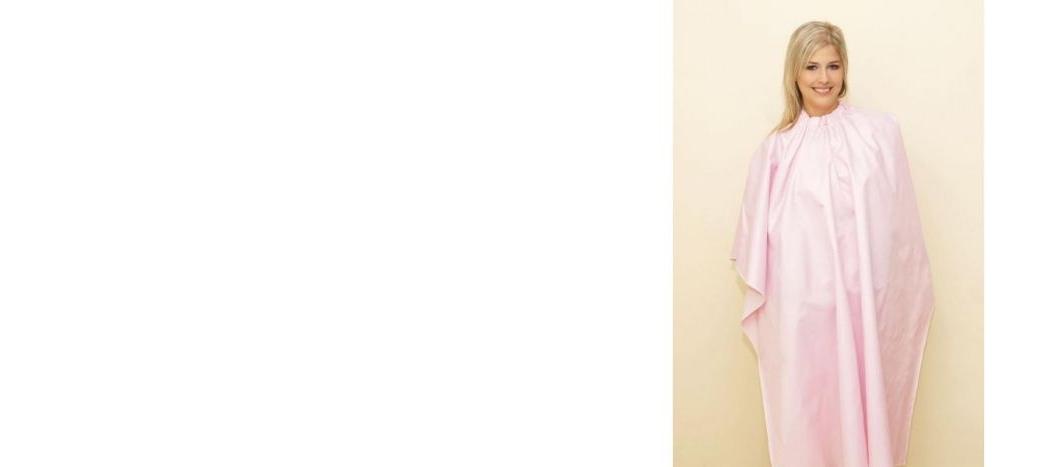 Beterítőkendő rózsaszín